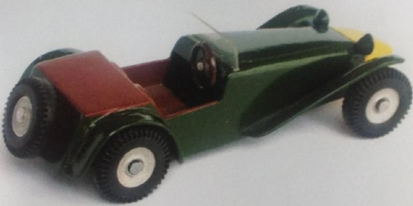 CLUB DINKY FRANCE MODEL No. CDF64 LOTUS SEVEN